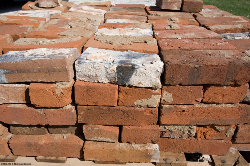 Architect Preservation Historic Brick Hickman