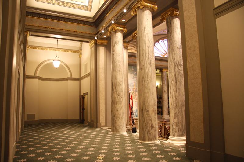Missouri Senate Rehabilitation Historic