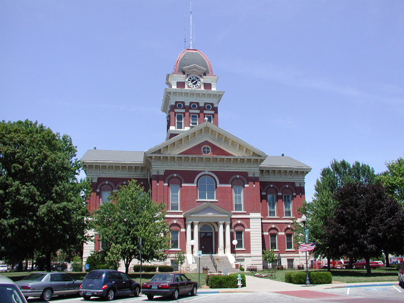 Saline County Courthouse Strata Architecture Preservation