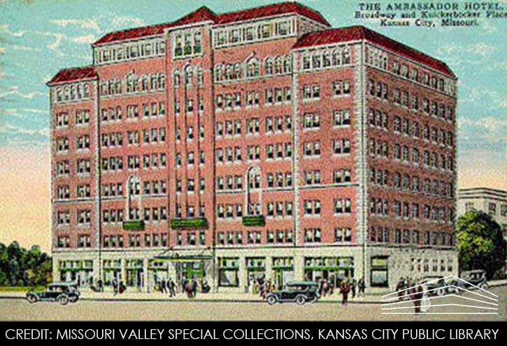 Ambassador hotel_Missour Valley Special Collections_Kansas City Public Library
